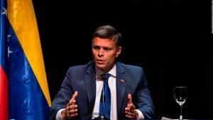 """Leopoldo López: Hace falta la calle para """"quebrar la dictadura"""""""