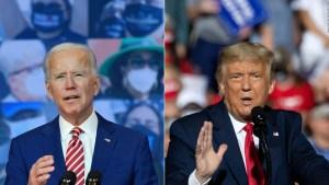 Análisis: últimos días de campaña hacia elección en EE.UU.