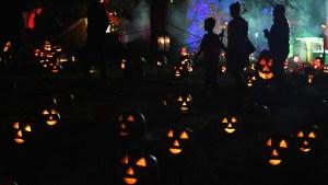 Así se vive Halloween en pandemia