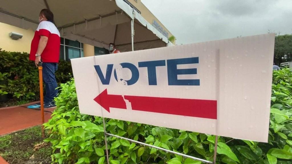 En Florida hay pocos hispanos indecisos sobre la elección