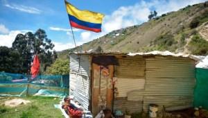 Colombia pobreza
