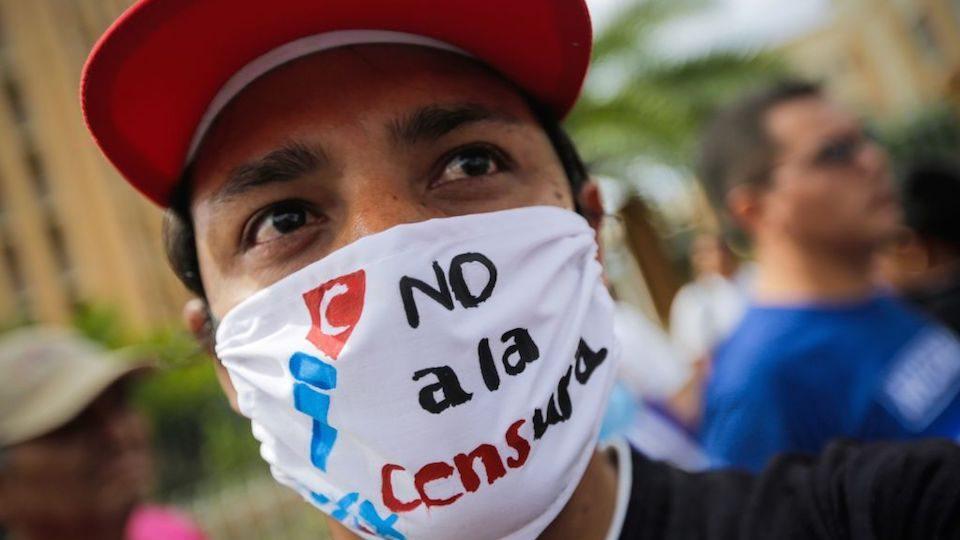 Proyecto de Ley de ciberdelitos en Nicaragua establece de 2 a 4 años de cárcel por publicación de noticias falsas