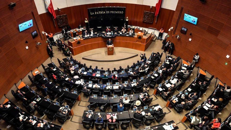 Alerta en el Senado de México ante ola de contagios por covid-19