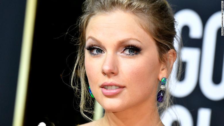 Taylor Swift respalda Biden