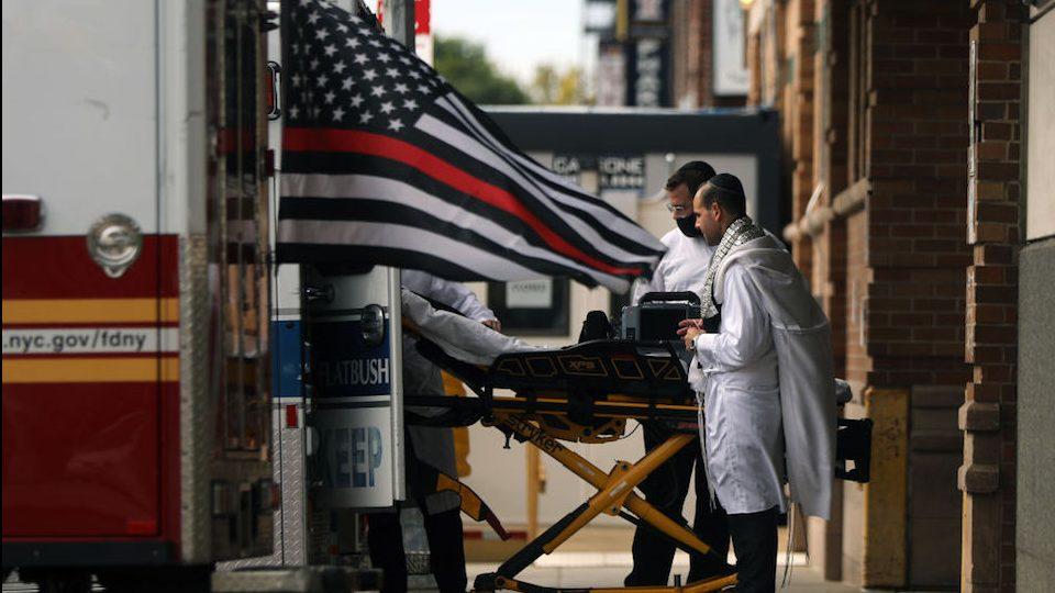 Noticias coronavirus 1 de octubre: Proyectan en EE.UU. entre 219.000 y 232.000 muertos para el 24 de octubre