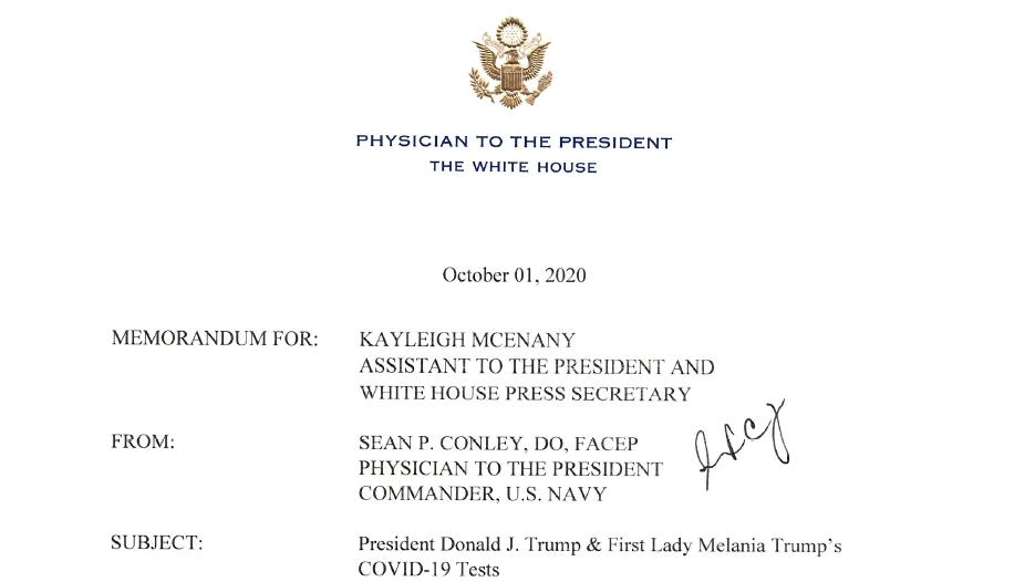 Médico de Trump