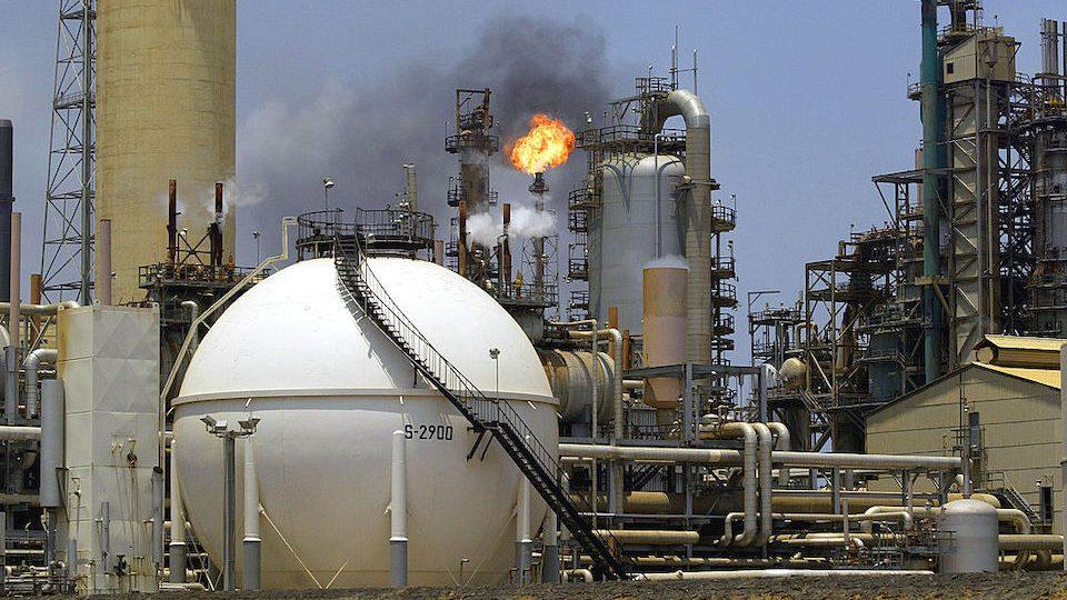 Venezuela refinería