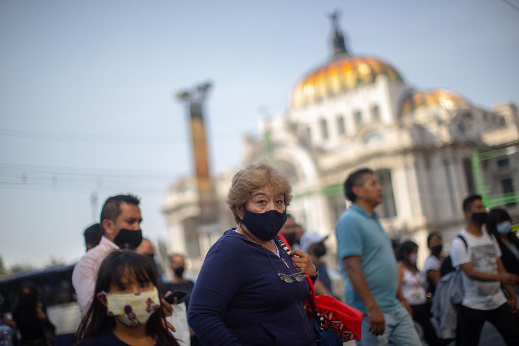 América Latina super los 10 millones de casos
