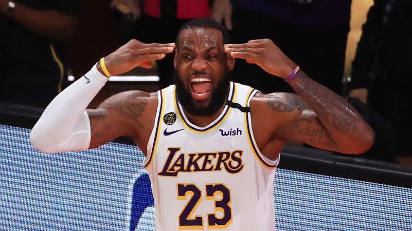 Los Lakers ganan su 17 ° título de la NBA al vencer a Miami Heat