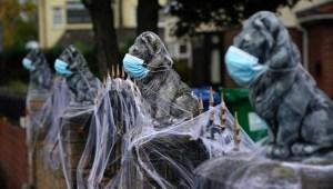 halloween dia de muertos coronavirus