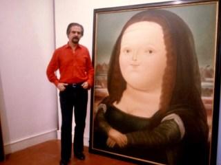 Fernando Botero El Amigo Y El Artista Columna De Opinión