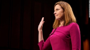 Amy Coney Barrett audiencia