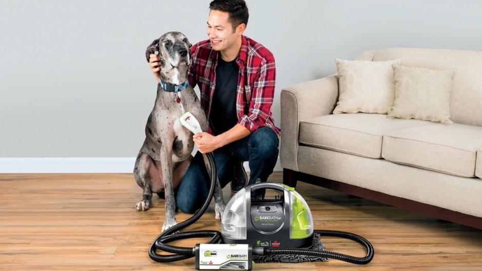 limpiador mascotas