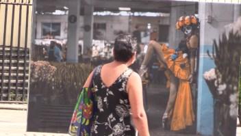 calacas en El Salvador día de muertos