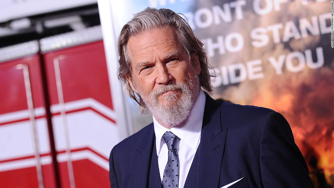 Jeff Bridges anuncia que le diagnosticaron linfoma famosos cáncer