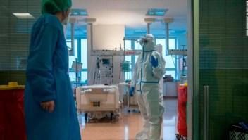 El número de personas mayores que contraen coronavirus en Europa está aumentando nuevamente. Eso es realmente una mala noticia