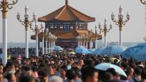 China contuvo el covid-19. Ahora, cientos de millones de personas están a punto de irse de vacaciones al mismo tiempo