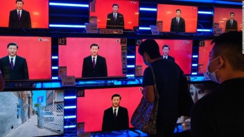 ANÁLISIS | Lo que dicen las reacciones sobre la tos del presidente de China, Xi Jinping, durante un discurso sobre el este de Asia en este momento