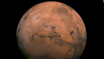Marte está más cerca de la Tierra en octubre de lo que estará por otros 15 años