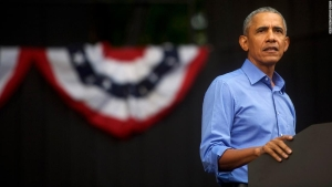 Obama les dice a los votantes jóvenes que pueden crear una 'nueva normalidad en Estados Unidos' mientras se prepara para emprender campaña