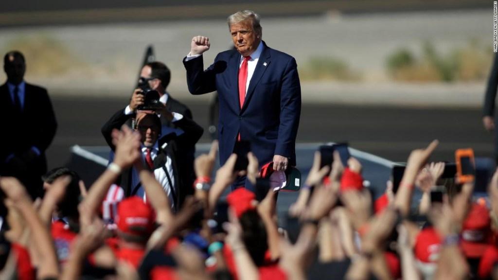 Trump apostó contra la ciencia y los votantes emiten juicios