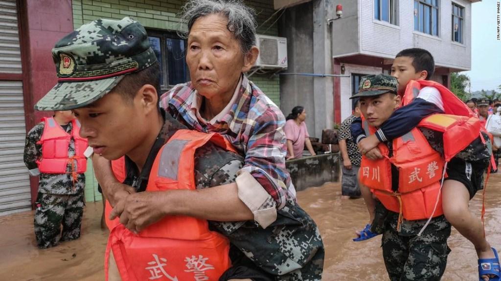 ONU: mundo infierno inhabitable cambio climático desastres naturales
