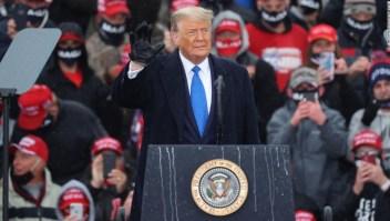 Con el comentario de los 'maridos', Trump ha sellado su destino con las mujeres