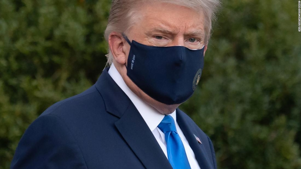 Trump está tomando remdesivir, dexametasona y más para tratar el covid-19