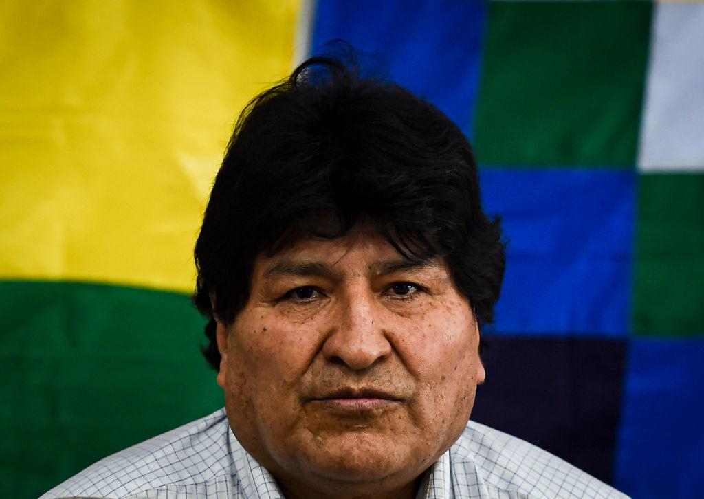 Cancillería de Bolivia dice que no invitará a Evo Morales ni a Nicolás Maduro a la asunción de Luis Arce