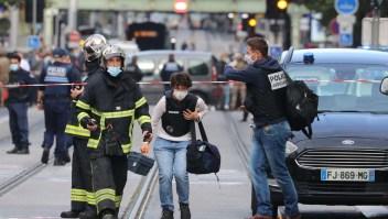 Ataque terrorista Niza