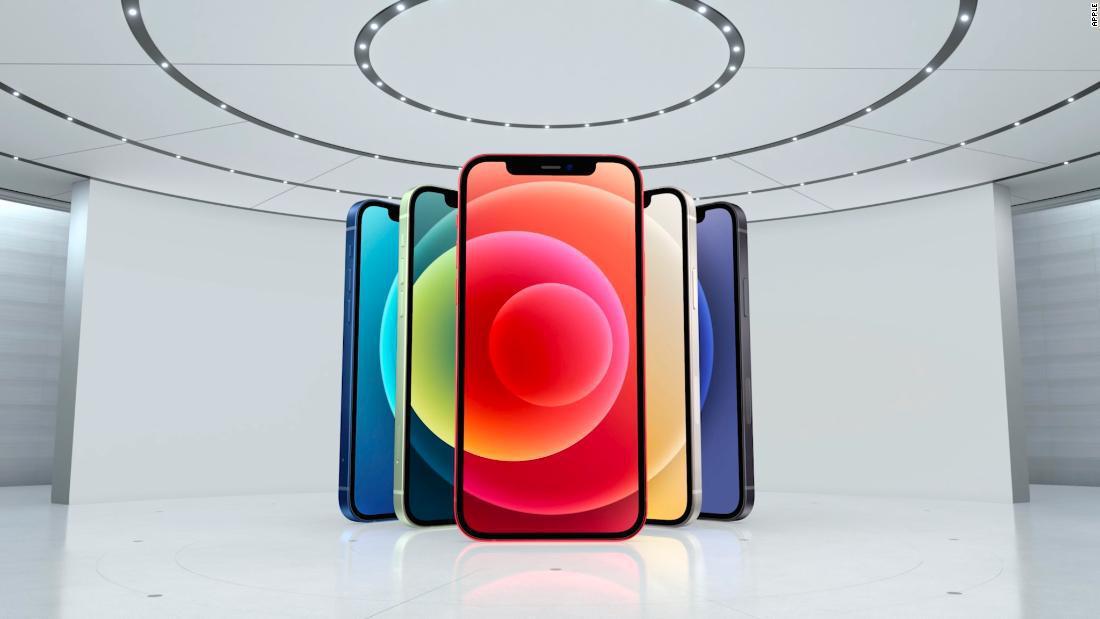 Todo lo que debes saber de los nuevos iPhone 12 de Apple