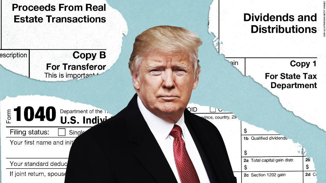 impuestos trump