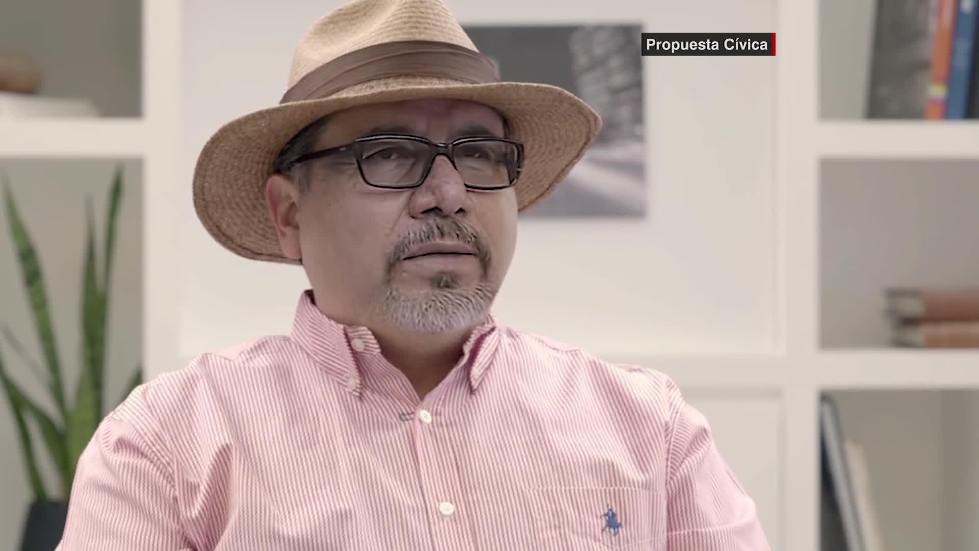 Recrean imagen del periodista asesinado Javier Valdez, que le envía un mensaje a López Obrador