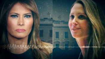 Audios secretos de Melania Trump