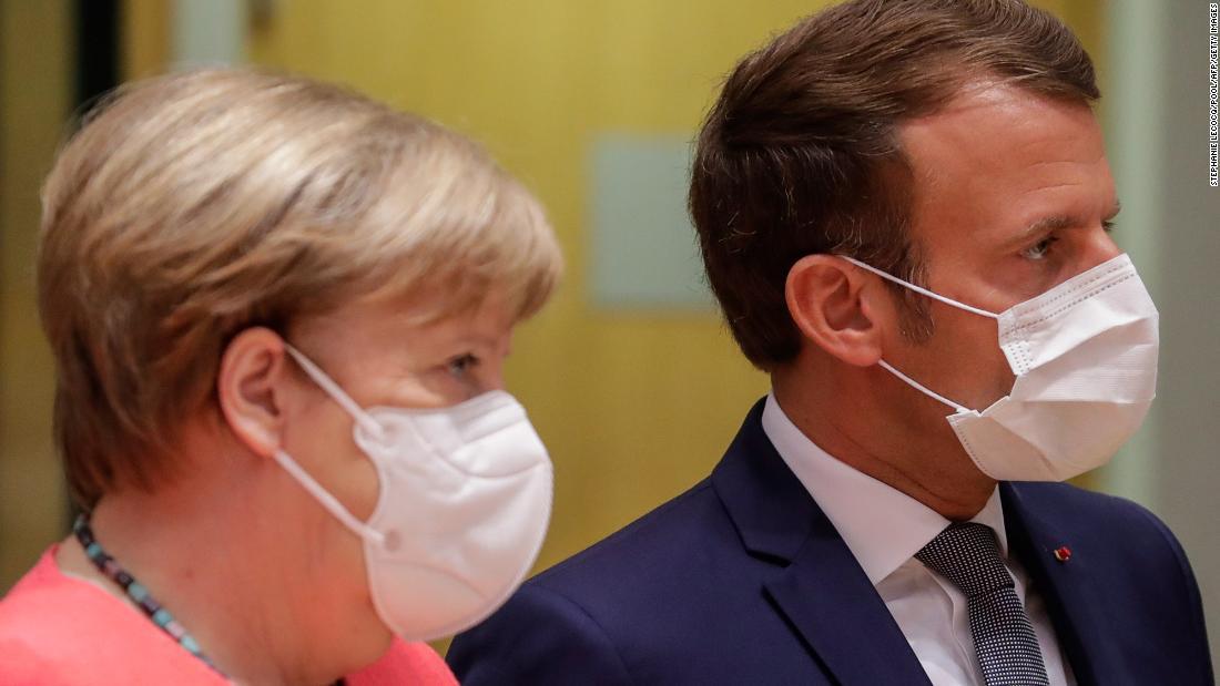 Francia y Alemania anuncian nuevos confinamientos parciales por aumento de casos de coronavirus