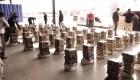 Paraguay logra la mayor incautación de cocaína en su historia