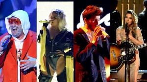 20 artistas estarán a cargo de las presentaciones musicales en los Latin Grammy 2020. En la lista destacan Bad Bunny, Kardol G, Sebastián Yatra, Kany García y más. (Crédito: Getty Images)