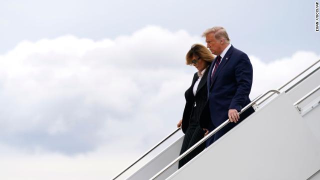 ¿Cómo afecta el covid-19 la salud de Trump?