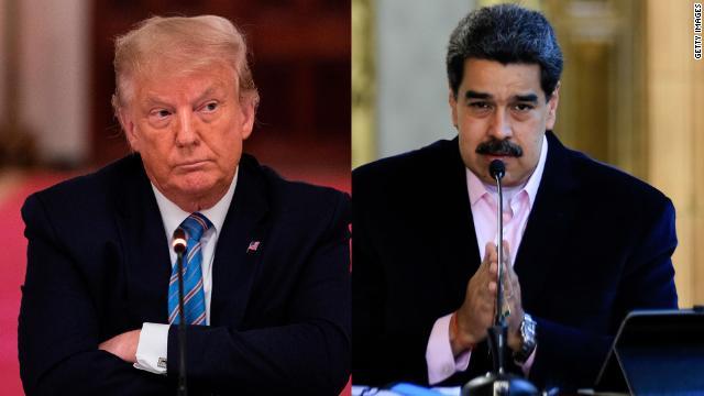 Maduro envía mensaje a Trump: Que tenga salud y vida