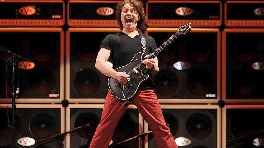 """Eddie Van Halen, el """"Dios de la guitarra"""""""
