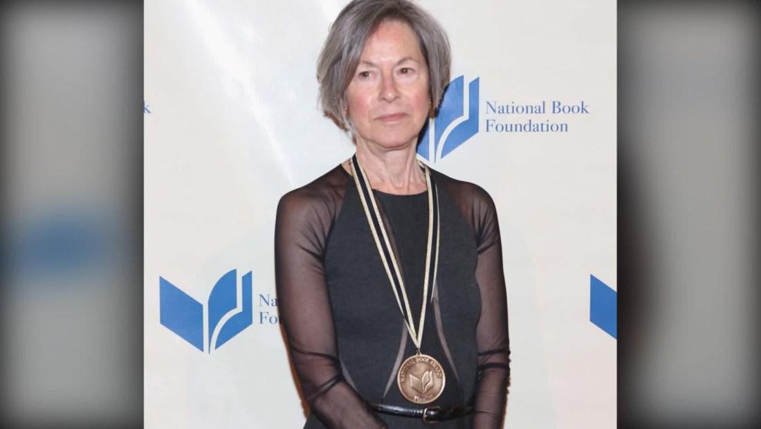 Louise Glück recibe el Nobel de Literatura 2020