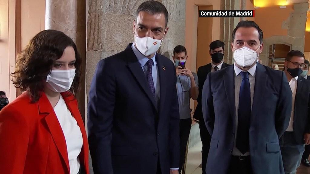 Madrid entra en estado de alarma por el covid-19