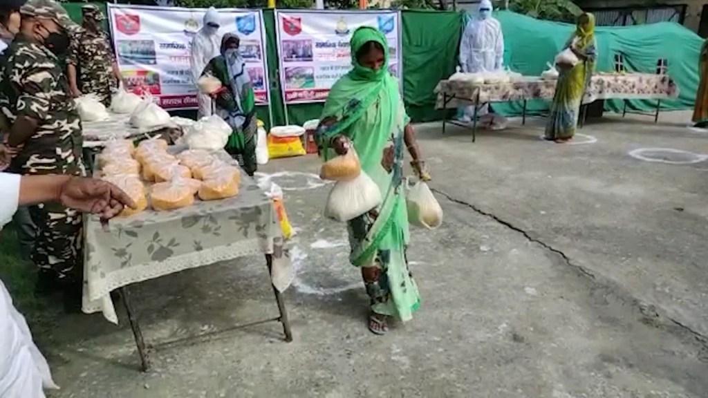 Famoso chef alimenta a millones en la India durante la pandemia