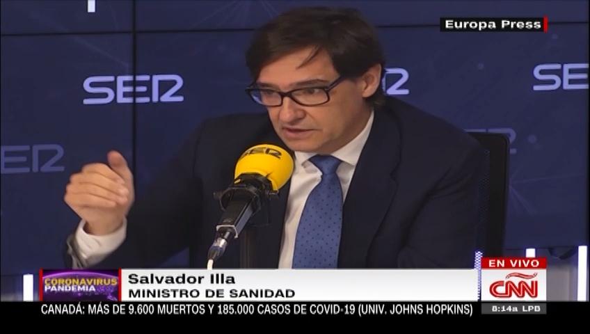 Descartan por ahora levantar estado de alarma en Madrid