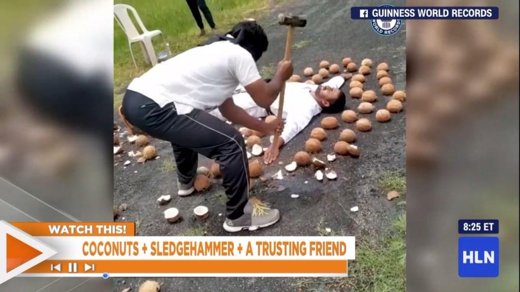 Mira los más locos y peligrosos récords Guinness del 2020