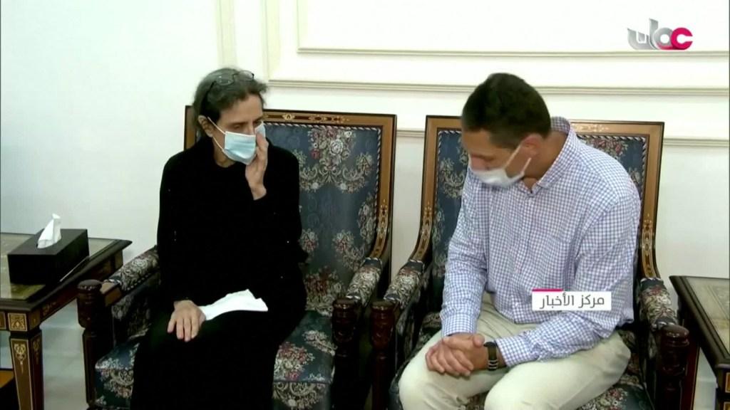 Liberan a estadounidenses secuestrados en Yemen