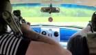 Video muestra a sospechosos del complot de secuestro
