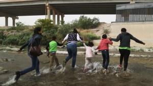 Más migrantes intentan cruzar ilegalmente a EE.UU.