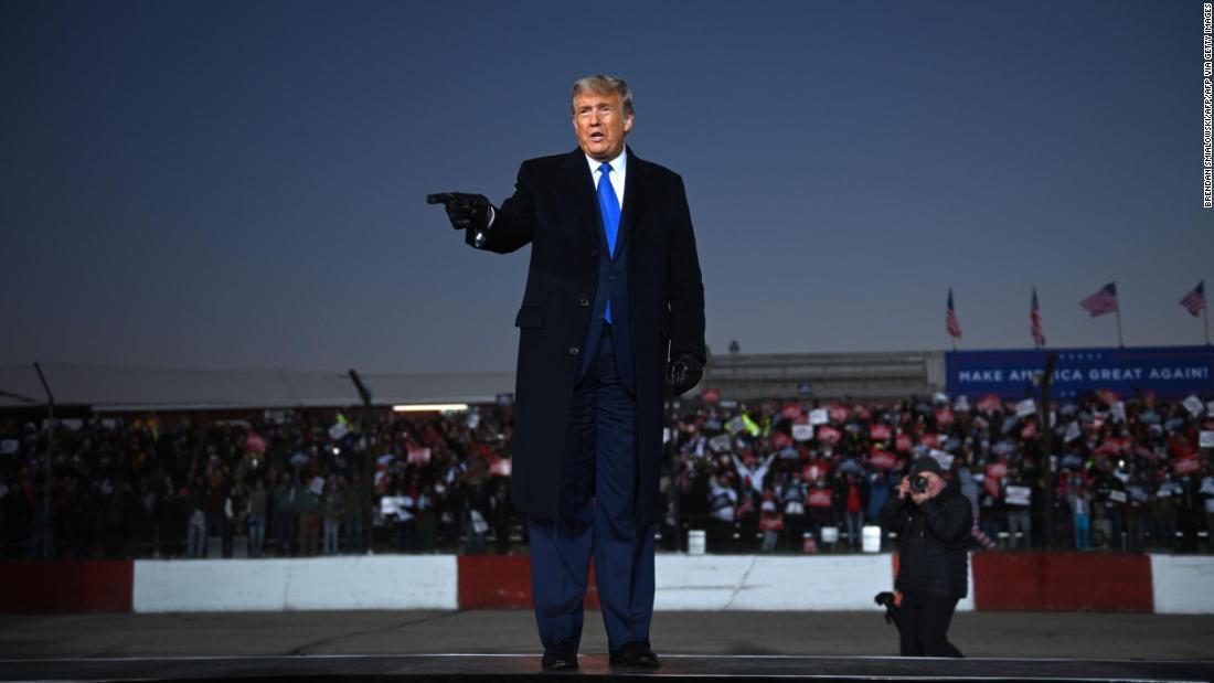 OPINIÓN | Donald Trump ha llevado a cabo una campaña de reelección históricamente mala