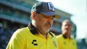 La vida de Maradona en Sinaloa, México